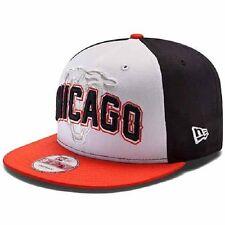 Chicago Bears 2 Tone New Era 9FIFTY 2012 Draft Snapback Hat New Cap