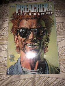 PREACHER SPECIAL CASSIDY: BLOOD & WHISKEY ISSUE #1 1998 VERTIGO DC COMICS