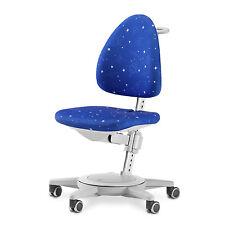 moll Kinderdrehstuhl Maximo Gestell grau Sitzbezug Galaxy