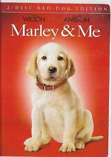 Marley &  Me (DVD, 2009...2-Discs )