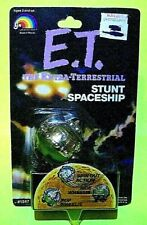 Vtg ET The Extra Terrestrial Movie Alien Action STUNT SPACESHIP - RARE! 1982 LJN