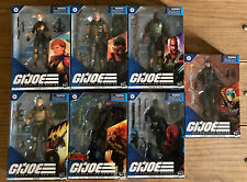 G.I. Joe Classified FIGURE LOT 7 Figures (with Target Exclusives) Brand new!