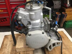 Yamaha Yz 125 Engine 2001 Running Possibly Fit Others Complete