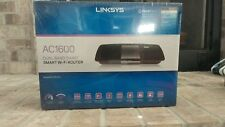 Linksys Ea6400 Dual-Band Ac1600 Smart Wi-Fi Router w/4 Gigabit Ports