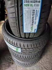 Sailun TYRES Atrezzo  225/40ZR/18 92W XL   ( Qty of 4 )