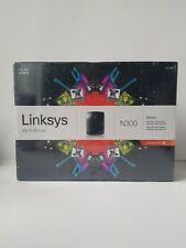 LINKSYS Model E1200 N300 Wireless Router WIFI Router NEW