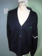 Lyle & Scott Patternless Button-Front Cardigans for Men