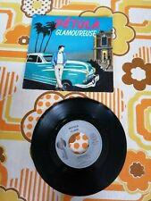 ancien vinyle 45 tours VINTAGE Petula GLAMOUREUSE  VOITURE