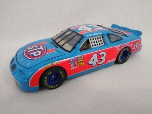 1/24 Action Nascar #43 Bobby Hamilton STP 25th Anniversary Pontiac Diecast Car