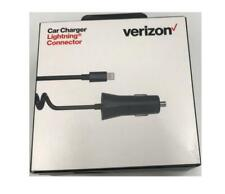 Verizon - Lightning Connector / Cable - Car Charger - 9ft - For Apple iPhone