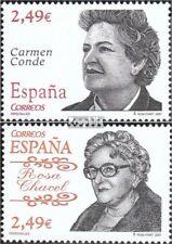 Spanje 4232-4233 (compleet Kwestie) gestempeld 2007 Persoonlijkheden
