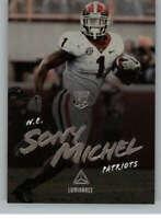2018 Panini Luminance Luminance #193 Sony Michel NM-MT Patriots Rookie  ID:16030