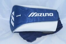 NEW Mizuno Forged driver (fairway wood) headcover head cover 400cc blue/white