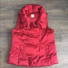 J. Jill Women's Puffer Vest Sleeveless Down Filled Size Small