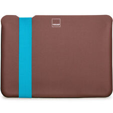 "ACME MADE THE SKINNY SLEEVE FOR MACBOOK PRO 15"" JAVA TEAL PADDED LAPTOP BAG CASE"