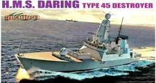 Dragon Cyber Hobby 1:700 HMS Daring Type 45 Destroyer Model Kit