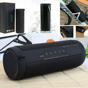Haut-parleur Enceinte Bluetooth sans fil Portable Imperméable Micro SD / TF slot