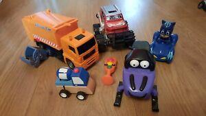 Bundle Of Toy Vehicles