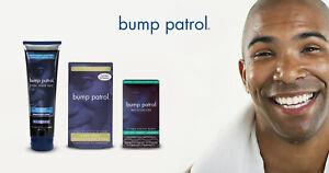 BUMP PATROL SHAVE GEL   ANTI BUMP   FULL RANGE