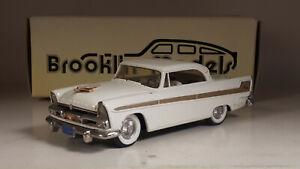 Brooklin Models 1956 Plymouth Fury