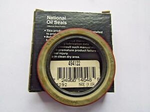 National Oil Seals 494122 Front Inner Seal
