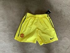 New with Tags Nike Manchester United Football soccer Shorts M