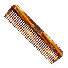 GB Kent FOT Pocket Comb With Tortoiseshell Finish (FOT)