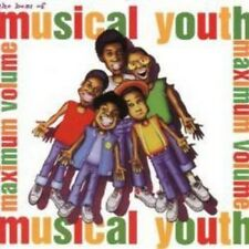 Musical Youth - Maximum Volume: The Best (NEW CD)