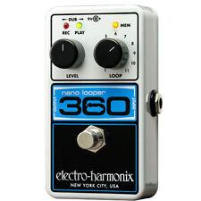 Electro-Harmonix Guitar Looper & Sampler Pedals