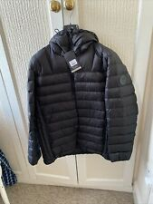 MENS DUNHILL HOODED JACKET HOODIE NEW