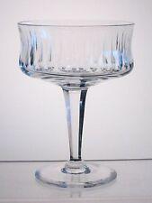 "SONNET ROYAL DOULTON CRYSTAL Champagne Sherbet 5 1/4"""