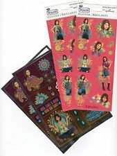 Selena Gomez Stickers Collection Wizards of Waverly Place Set Lot Hallmark