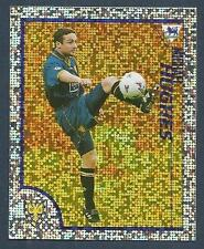 MERLIN 1999-PREMIER LEAGUE KICK OFF- #184-WIMBLEDON-N IRELAND-MICHAEL HUGHES