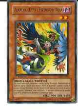 CARTA YU-GI OH - ALANERA,GUST L'ESPOLSIONE NERA - TSHD-IT002 - RARA - IN IT