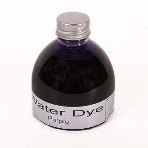 Purple water dye by Oasis 150ml for fresh cut flowers