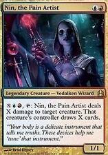 Nin, l'Artista del Dolore - the Pain Artist MAGIC Com Commander Italiano