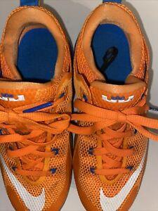 Size 6.5 - Nike LeBron 12 Low Cavs Classic 2015
