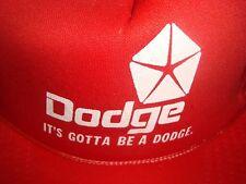 Vintage Dodge Snapback Cap