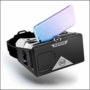 Merge AR/VR Headset Virtual Reality Field Trips and Mixed Reality Learning