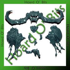 Warhammer Bin Bits Ogre Kingdoms Thundertusk - Stonehorn Head