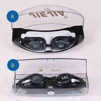 Swimming Goggles With prescription Lens-1.50~-8.00 Myopia Glasses Anti-fog UV400