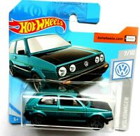 Hot Wheels 2019 - Golf di Volkswagen Mk2 MATTEL #A1
