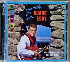 DUANE EDDY - ESPECIALLY FOR YOU - JAMIE / GUYDEN - 2000 CD
