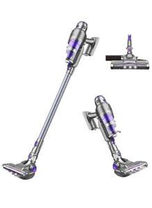 Cordless Vacuum Cleaner Muzili, 21KPA-3 in 1 Handheld Ultra-Quiet Vacuum Cleaner