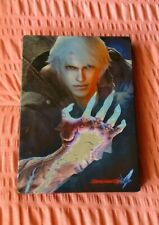 Devil May Cry 4 Limited Edition PS3 Xbox 360 DVD Steelbook Anime Capcom DmC