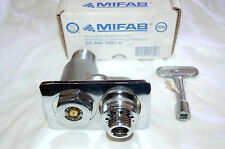 MIFAB HY-3000 MHY-30 Commercial Hose Bib Wall Hydrant POLISHED CHROME New!