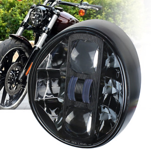 Eagle Lights 2018+ Harley Davidson Softail Breakout LED Headlight with DRL