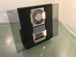 Bang & Olufsen BeoSound Ouverture Stereoanlage CD/Tape/Tuner - silber & Schwarz