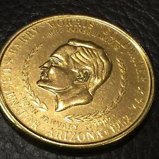 1964 BARRY GOLDWATER FOR PRESIDENT USA FREEDOM DOLLAR COIN TOKEN