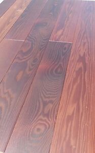 Massivholzdielen Thermo Esche Klammerverlegung 127x14mm Holzdielen,
